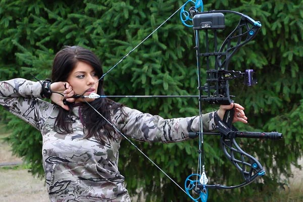 How To Properly Draw A Compound Bow