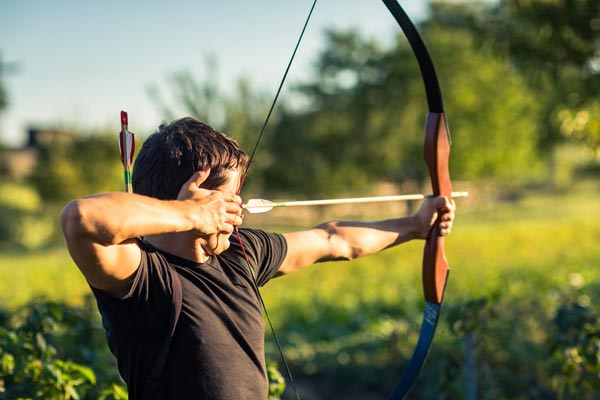 How To Strengthen Archery Muscles